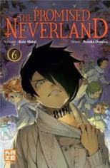 promised neverland tome 6